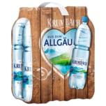 Krumbach Mineralwasser Naturell 6x1,25l