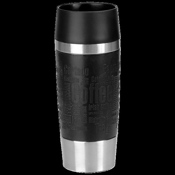 Emsa Travel Mug Grande schwarz 0,5l