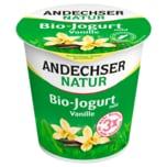 Andechser Natur Bio Joghurt Vanille 150g