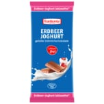 Frankonia Erdbeer Joghurt gefüllte Vollmilchschokolade 100g