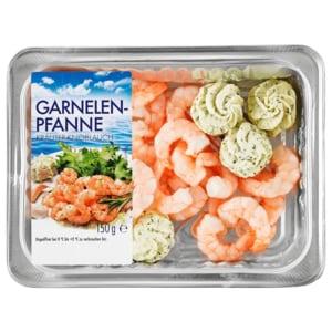Profish Garnelenpfanne mit Knoblauch frisch 150g
