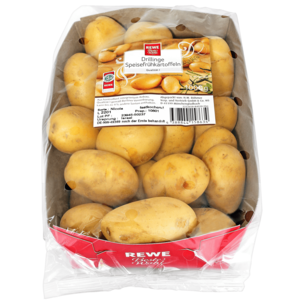 Kartoffeln Drillinge festkochend 1kg