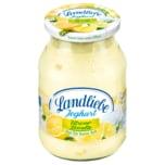 Landliebe Fruchtjoghurt Zitrone-Limette 500g