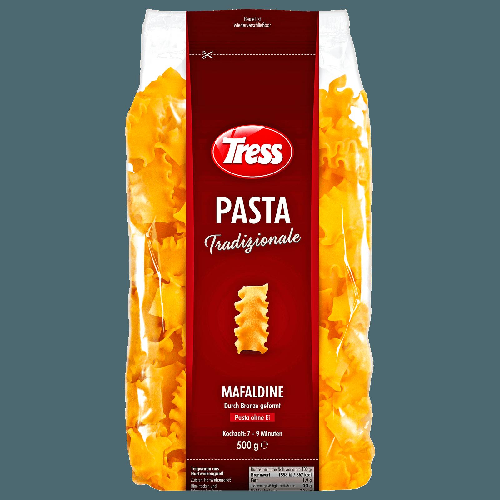Tress Pasta Tradizionale Mafaldine 500g