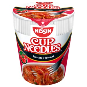 Nissin Cup Nudeln Tomate 63g