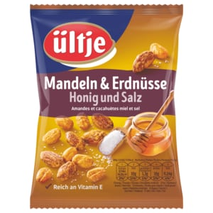 Ültje Mandel-Erdnuss-Mix Honig & Salz 200g