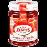 Zentis Sonnenfrüchte Erdbeere 295g