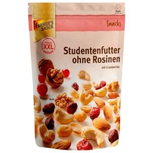 Farmer's Snack Studentenfutter ohne Rosinen 350g