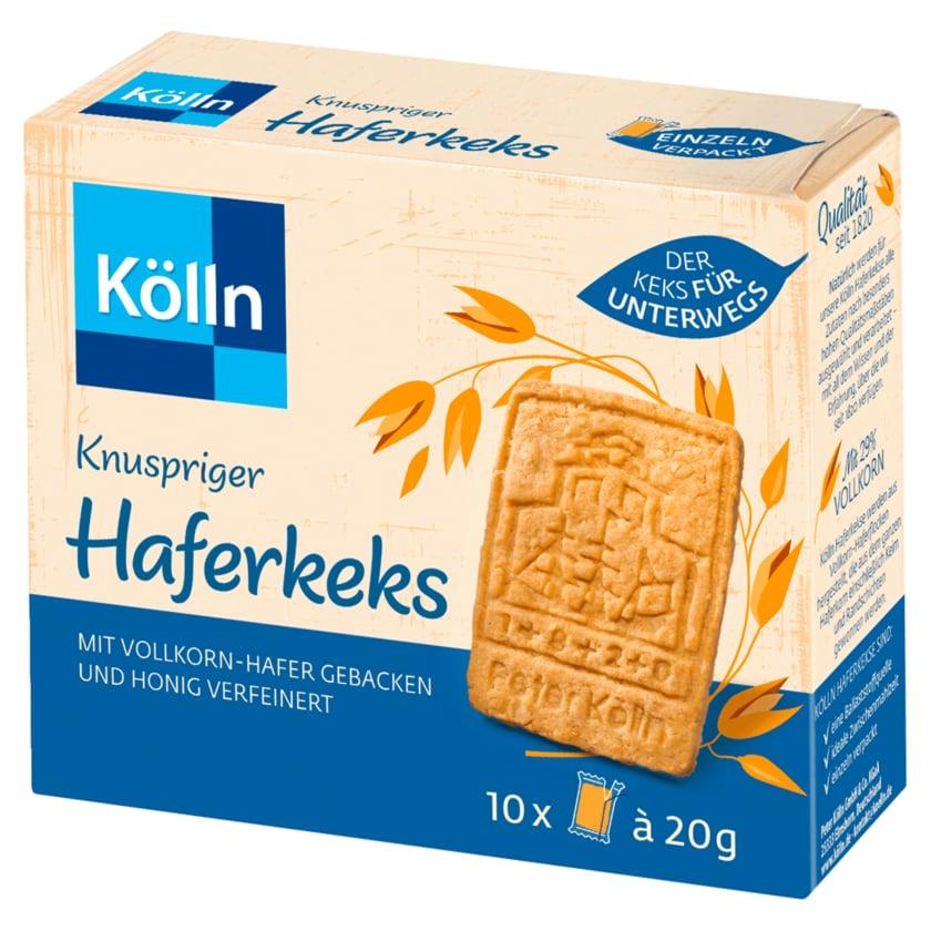 Kölln Knuspriger Haferkeks 10x20g