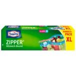 Toppits Zipper AllzweckBeutel XL 12x6l
