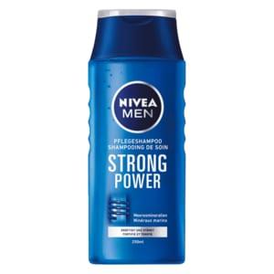 Nivea Men Pflegeshampoo Strong Power 250ml