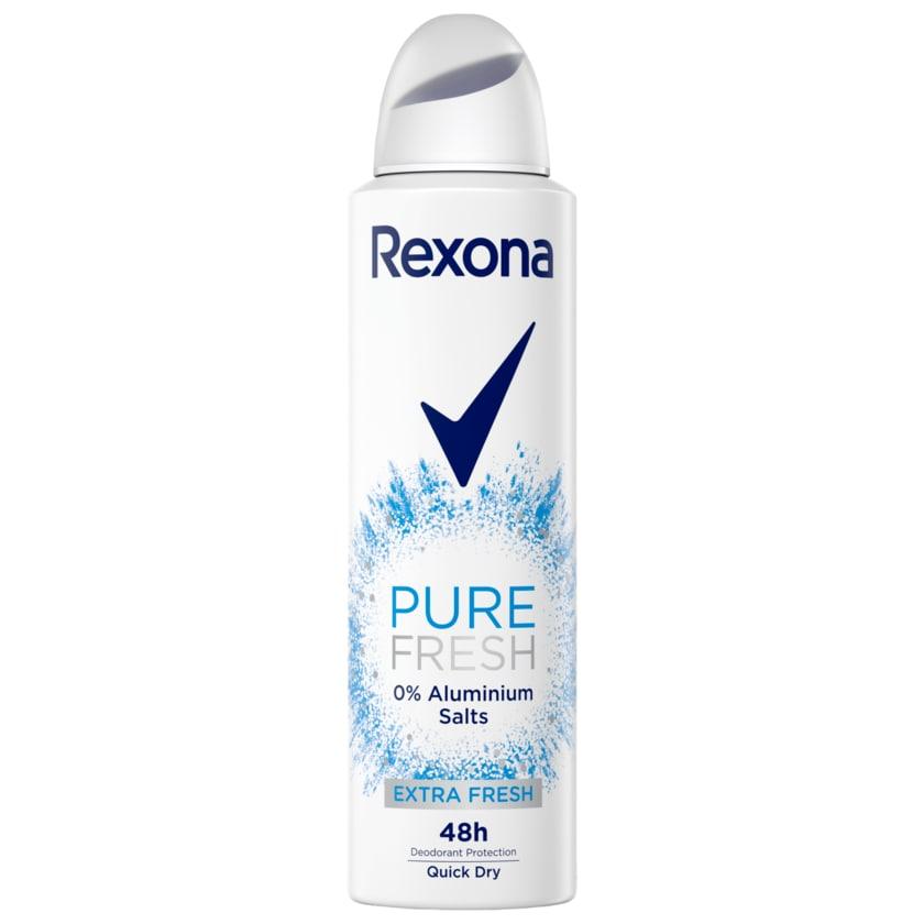 Rexona Deospray Pure Fresh ohne Aluminium 150ml