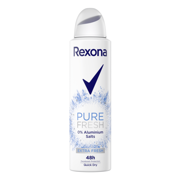 Rexona Deospray Pure Fresh ohne Aluminium 150ml