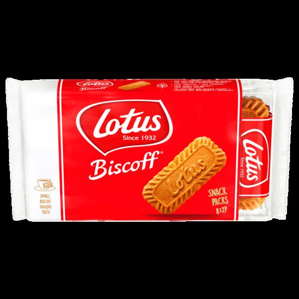 Lotus Biscoff 124g, 2 Stück
