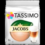 Tassimo Jacobs Latte Macchiato Classico 264g, 8 Kapseln