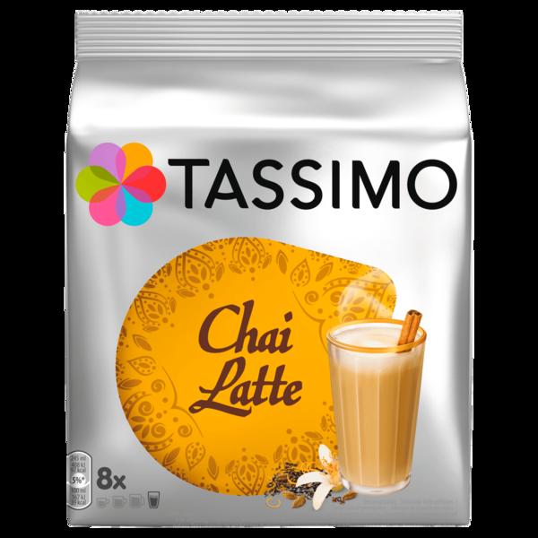 Tassimo Kapseln Chai Latte, 8 Tee Kapseln