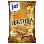 ja! Tortilla Chips Nacho Cheese 300g