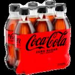 Coca-Cola Zero 6x0,33l