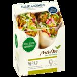 Natsu Wrap Falafel & Houmous 165g