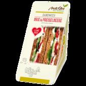 Natsu Sandwich mit Brie und Preiselbeere 16g