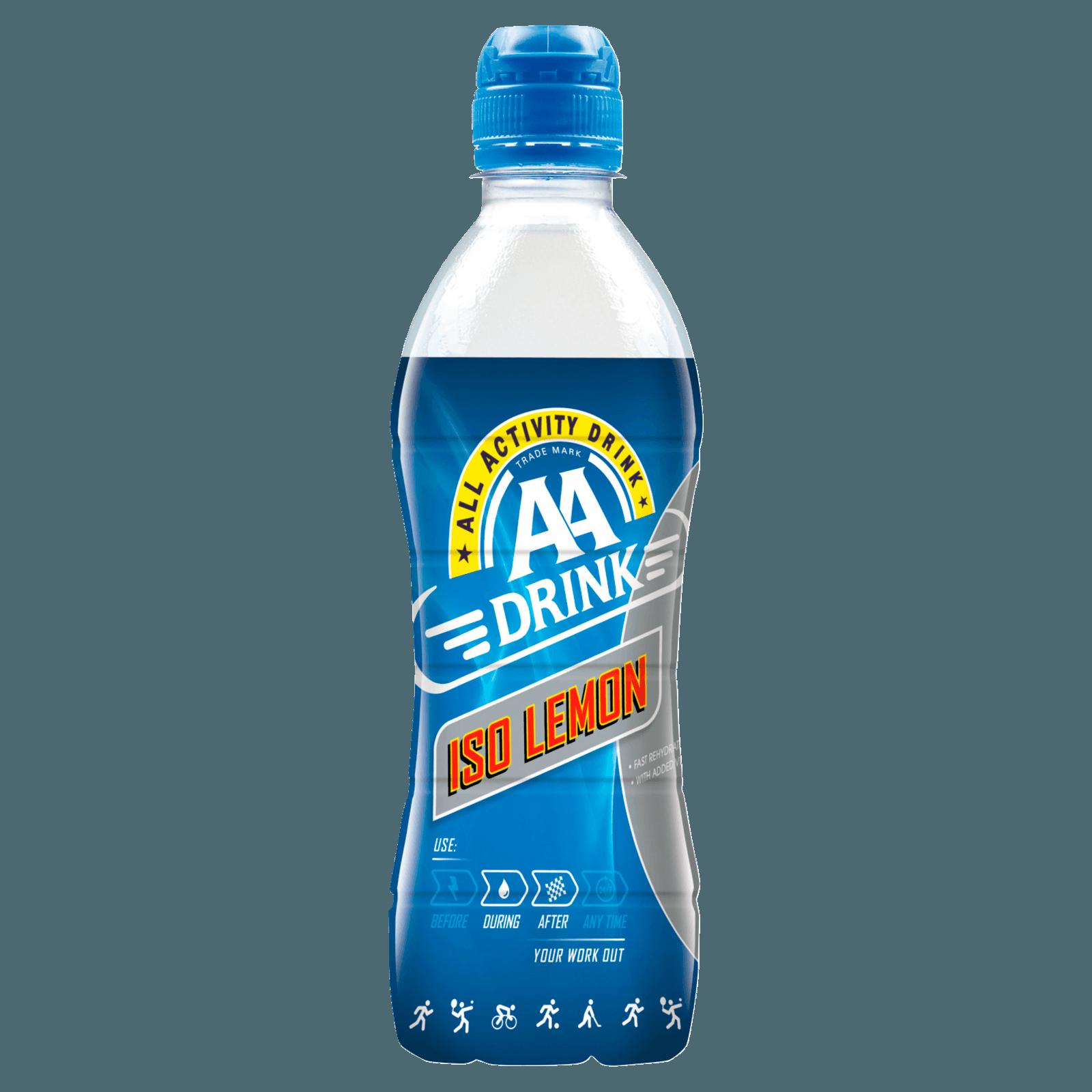 AA Drink Iso Lemon 0,5l bei REWE online bestellen!