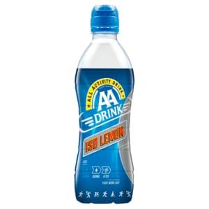AA Drink Iso Lemon 0,5l