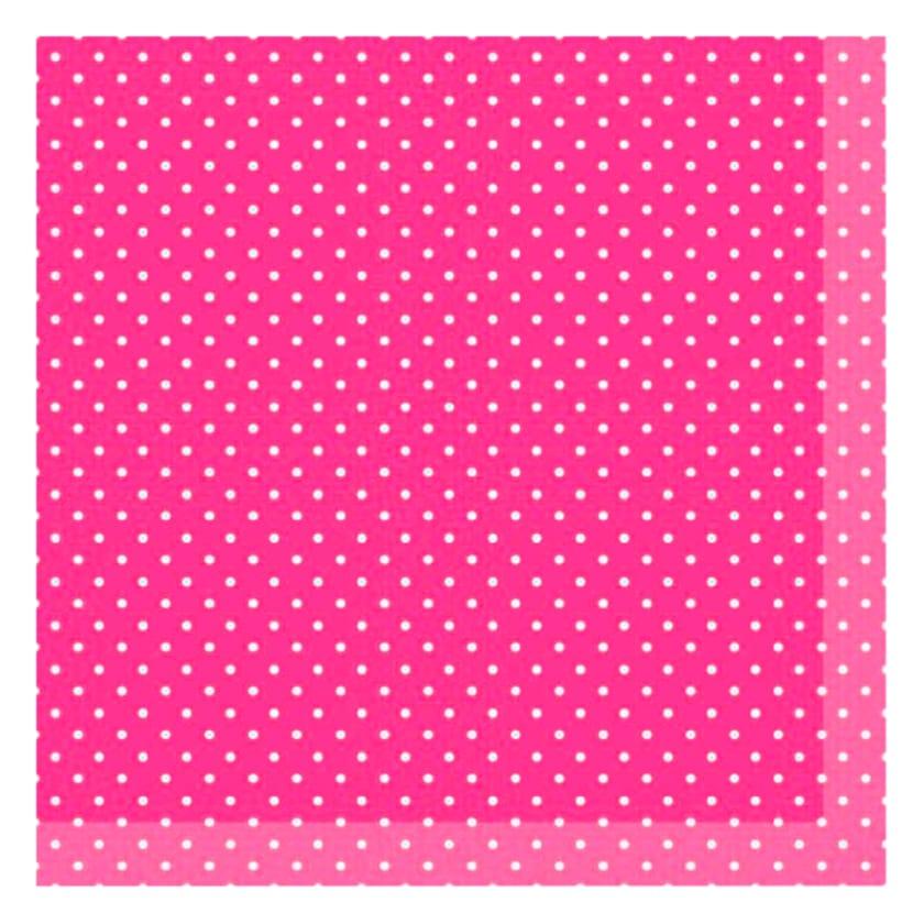 Duni Servietten pink 20 Stk.