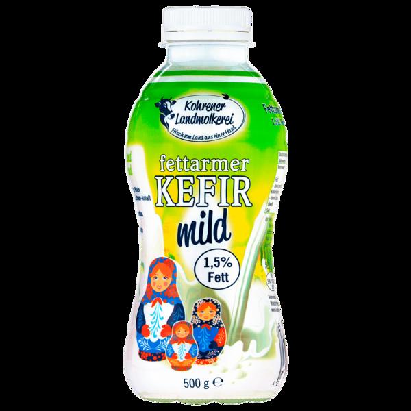 Kohrener Kefir mild 1,5% 500g