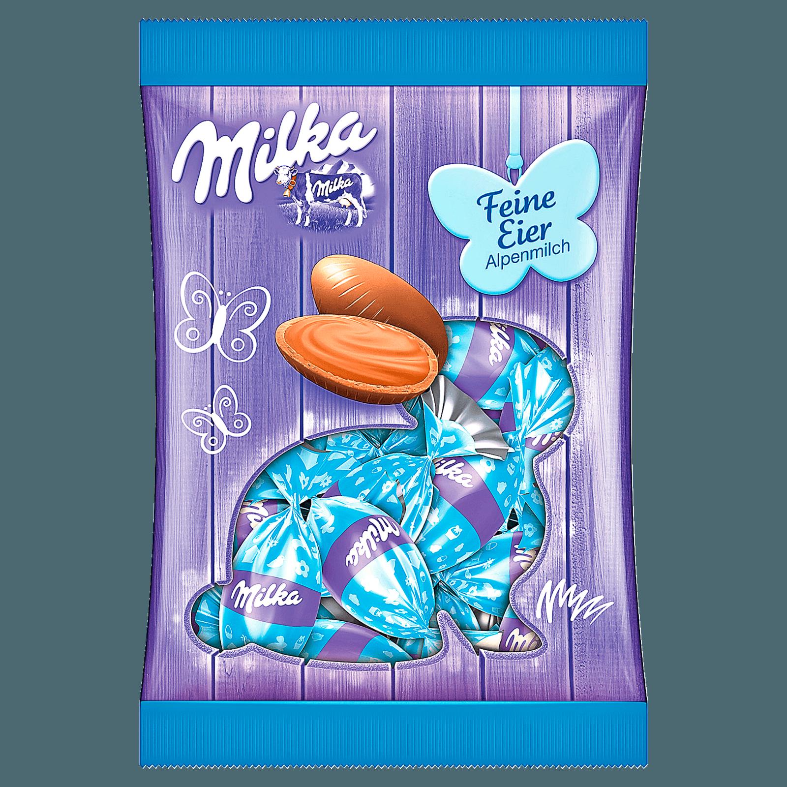 Milka Feine Eier Alpenmilch 90g