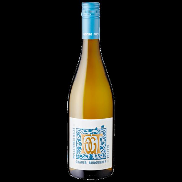 Weingut Fogt Weißwein Grauburgunder trocken 0,75l