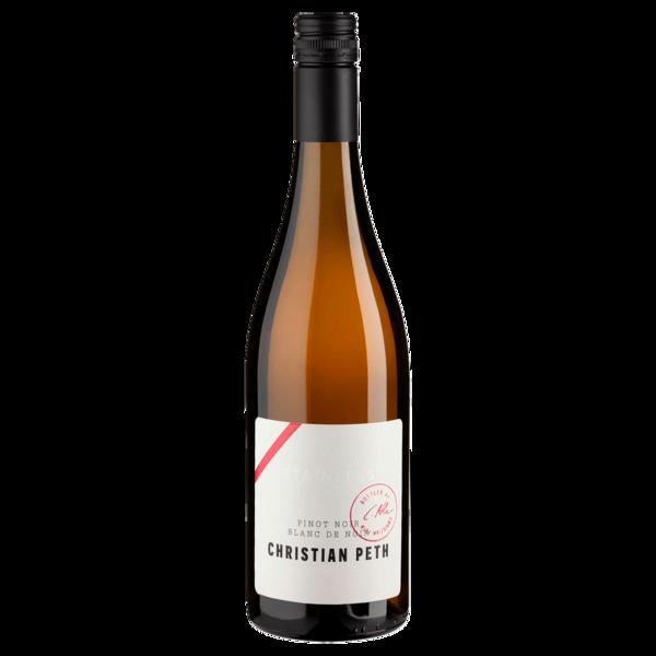 Weingut Peth Wetz Weißwein Pinot Blanc de Noirs halbtrocken 0,75l