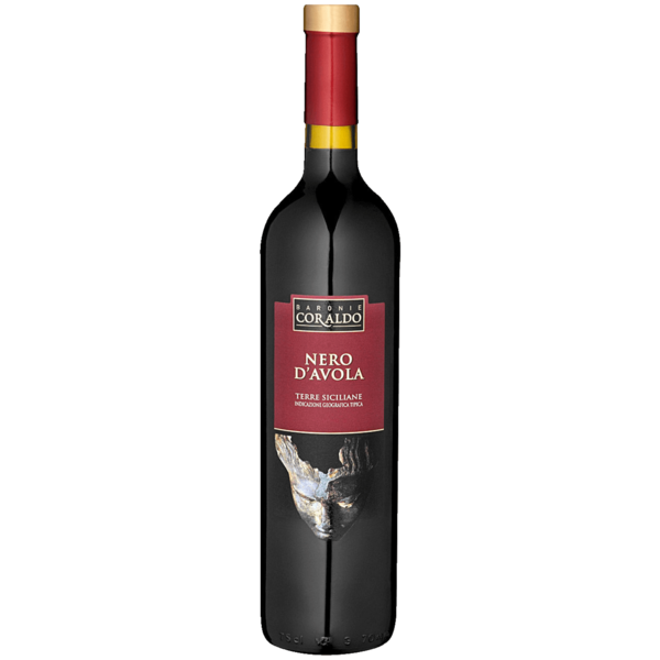 Baglio Gibellina Rotwein Baronie Coraldo Nero d'Avola trocken 0,75l