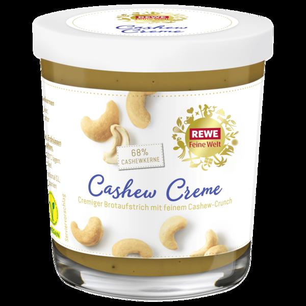 REWE Feine Welt Cashew Crunch 200g