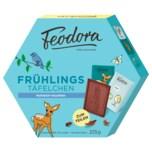 Feodora Frühlings Täfelchen Vollmilch 225g