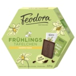 Feodora Frühlings Täfelchen Edelbitter-Sahne 225g