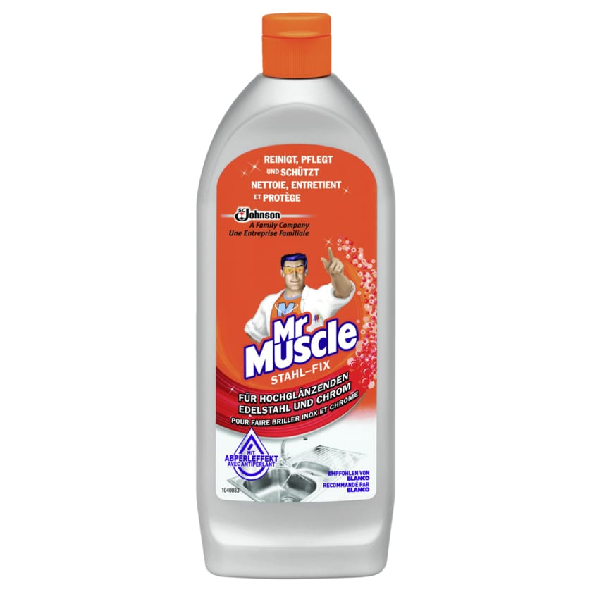 Mr Muscle Stahl-fix Classic 200ml