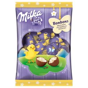 Milka Bonbons Milchcreme mit Haselnuss 86g