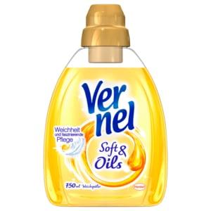 Vernel Weichspüler Soft & Oils Gold 750ml