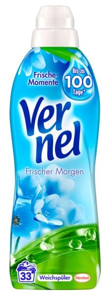 Vernel Weichspüler Frischer Morgen 1l, 33WL