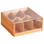 Kesper Tee-Box Bambus
