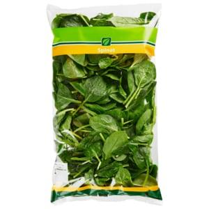Spinat küchenfertig im Flowpack 300g