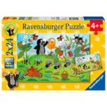 Ravensburger Puzzle Der Maulwurf im Garten 2x24 Teile