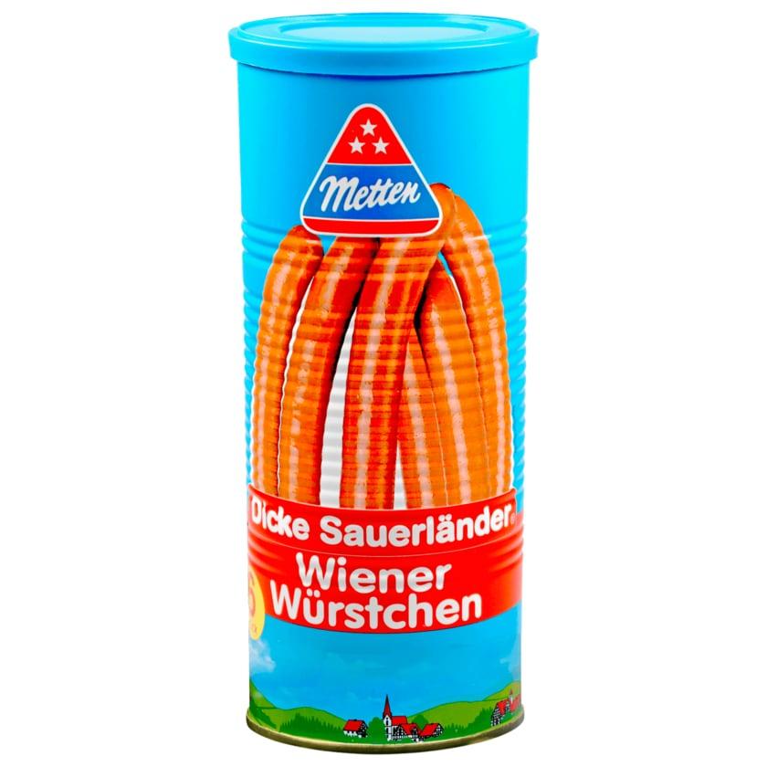 Metten Wiener Würstchen 690g