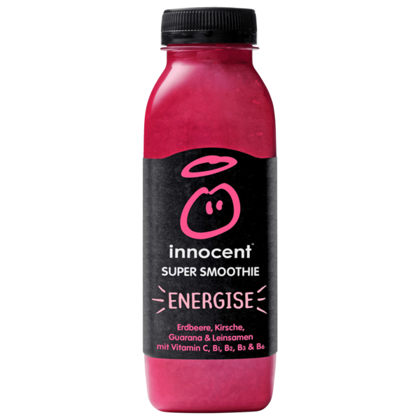 Innocent Super Smoothie Energise 360ml