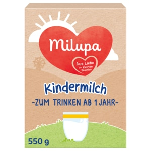 Milupa Milumil Kindermilch ab 1+ Jahr 550g