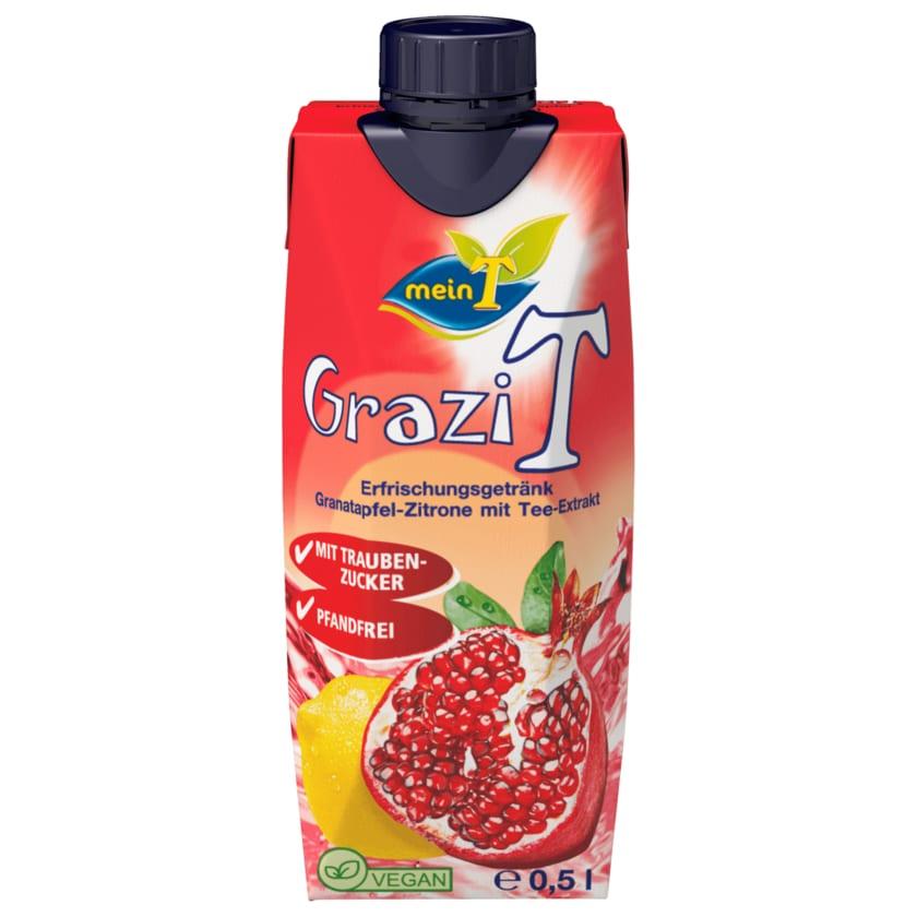MeinT GraziT Granatapfel-Zitrone 0,5l