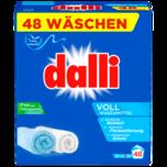 Dalli Vollwaschmittel 3,12kg 48WL
