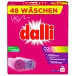 Dalli Colorwaschmittel 3,12kg 48WL