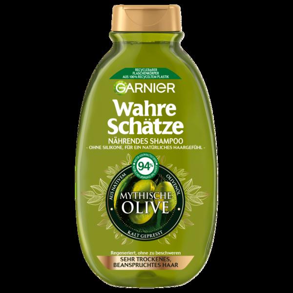 Garnier Wahre Schätze Mythische Olive Shampoo 250ml