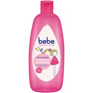 Bebe Zartpflege Shampoo & Spülung 300ml